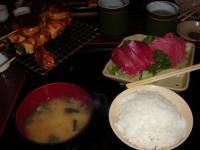 japanese restaurant for dinner